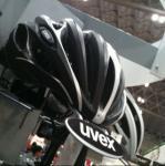 Uvexのヘルメット
