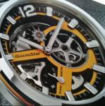 自転車をイメージした時計2