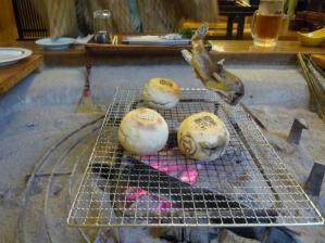 松茸山荘食事-3