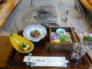 松茸山荘食事-1