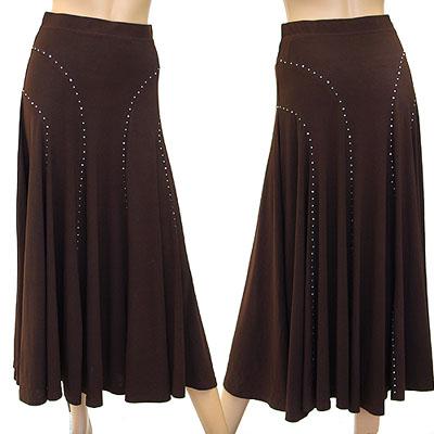 ラウンドメタル切り替えスカート