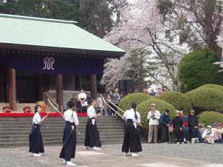 20110627なぎなた観桜会