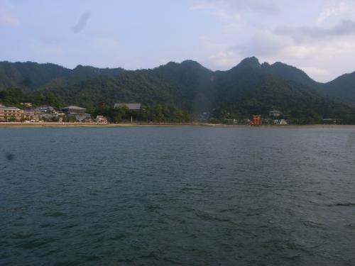 宮島・入浜