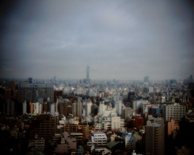 東京スカイツリー:Entry