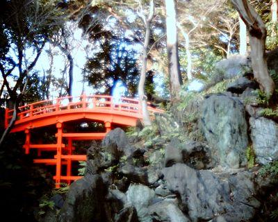 Entryで赤い橋