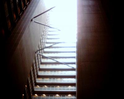 高層マンション:Entry