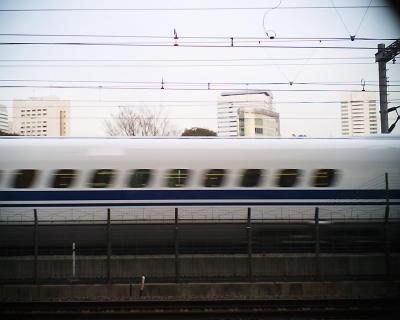 新幹線左へ:R2