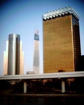 東京スカイツリー20100502:Entry