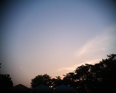 夕景20100521:R2改