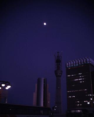 スカイツリーと十三夜:R2