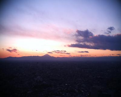 2010年最後の富士山:R2