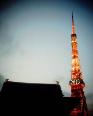 2010東京タワー:Entry