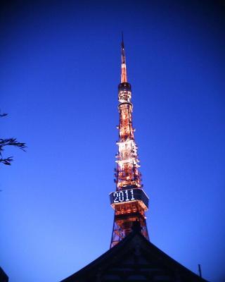 2011東京タワー:R2