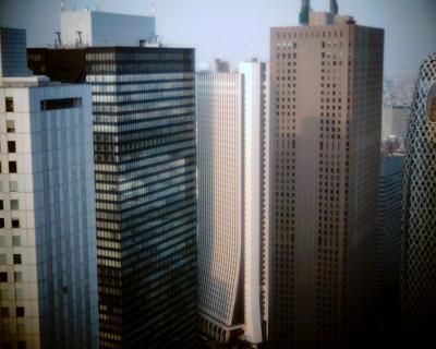 新宿高層ビル群:Entry