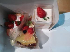 千疋屋ケーキS