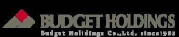 バジェットホールディングスロゴ