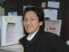 2010年4月塚本先生来社