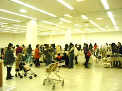 2011.02.08 モレラ出店模様①