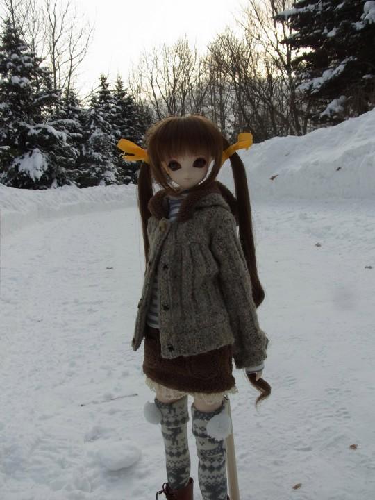百合が原 冬04