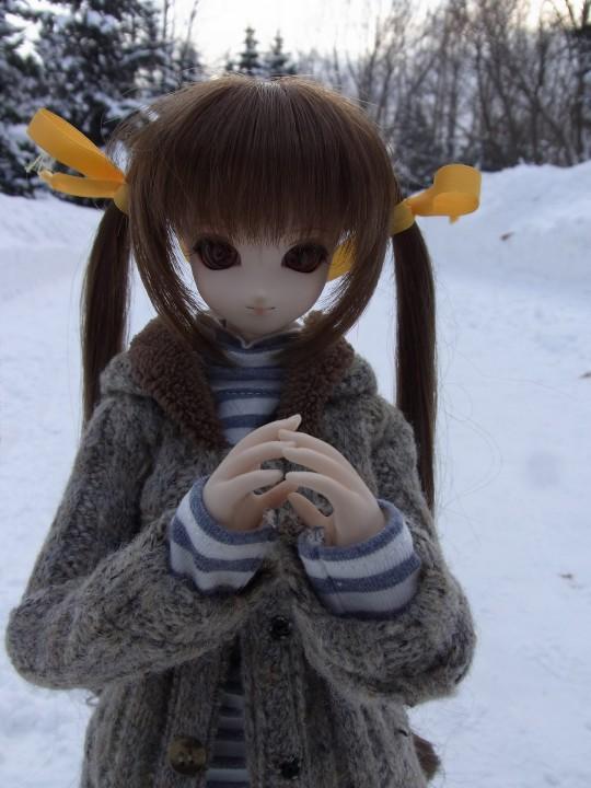 百合が原 冬12