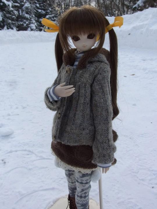 百合が原 冬19