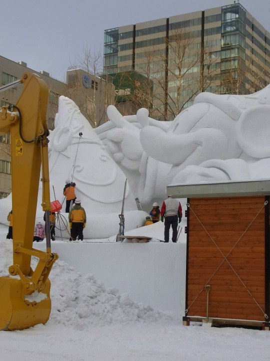 雪まつり 途中05