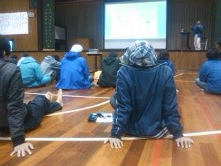 齋藤さんご講演 @NATS 2010