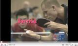 メイスの卓球サービス技術の教え2