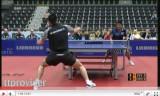 チャンピオンズリーグ2011  陳衛星VSFengtian Bai