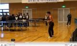 松下浩二の卓球講習会映像