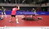 馬龍の練習映像(世界卓球2011の練習会場)
