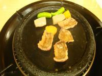 晩御飯......