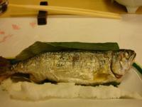 晩御飯.....