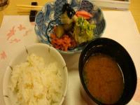 晩御飯........