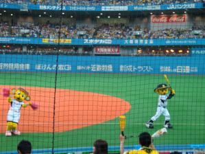 野球....