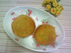 りんごのカップケーキ4