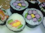 飾り巻き寿司2