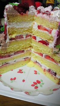 誕生日ケーキ3