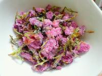 桜の塩漬け3