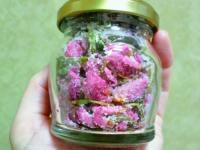 桜の塩漬け4