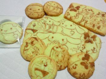 キャラクッキー