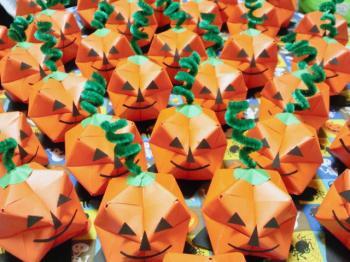 おりがみかぼちゃ