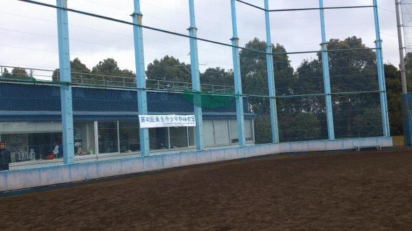 城国野球教室2