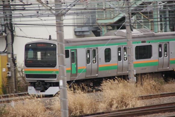 湘南新宿ライン2