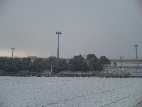 高速道路(雪)