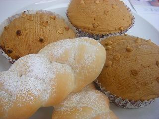 キャラメルメロンパン2
