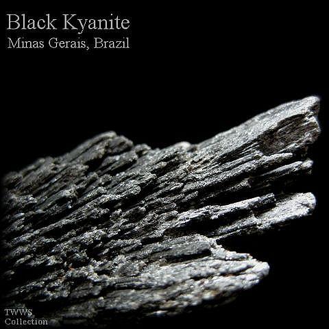 黒藍晶石_ブラジル1