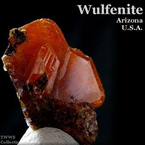 モリブデン鉛鉱_アリゾナ1