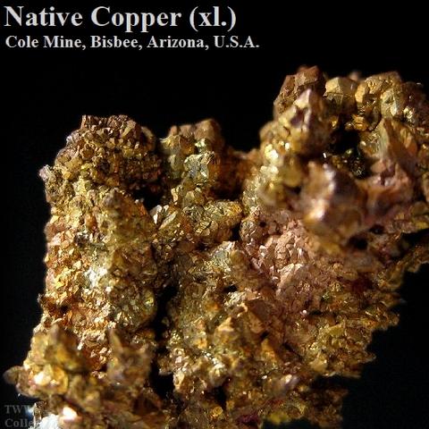 自然銅_アリゾナ1