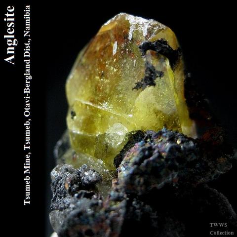 硫酸鉛鉱_ナミビア1